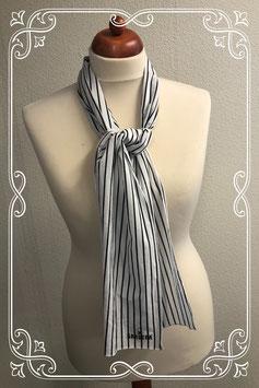 Gestreept sjaaltje van het merk Gaastra