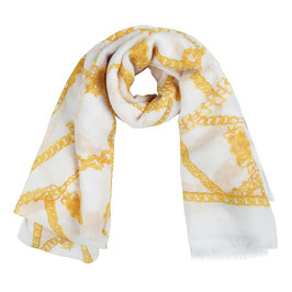 Nieuw: Yehwang - Scarf Chain Party - White