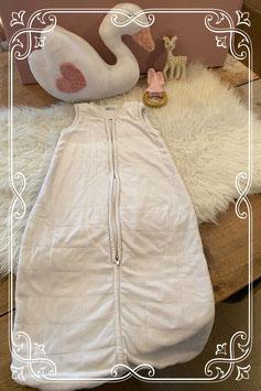 Witte slaapzak van de Hema - maat 80 - 71cm lang