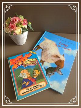 Twee spannende voorleesboekjes