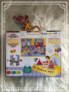 Vrolijke Grafix prinsessen puzzel