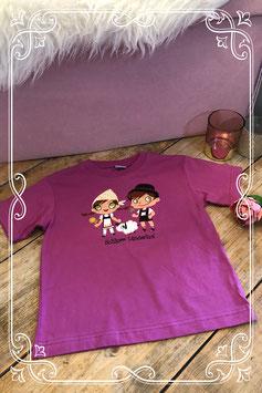Leuk t-shirtje van Alma Mater maatje 122-128