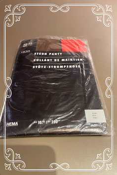 Nieuw: Bruine comfortabele steunpanty van HEMA Maat 48/50