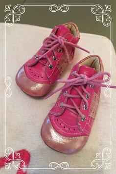 roze schoentjes van oxxy - maat 18