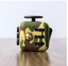 Fidget cube | camouflage