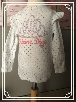 Kleine Diva Longsleeve merk Prenatal - maat 86