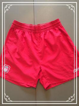 Rode sportbroek van het merk Reebok - maat L