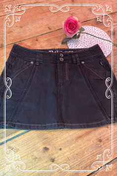 Zwarte jeansrok van Il' Dolce-maat 36