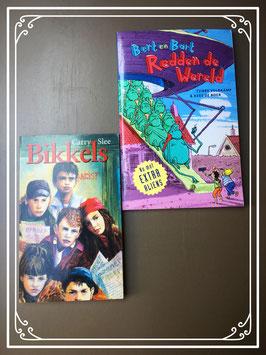 Twee leesboekjes voor kinderen