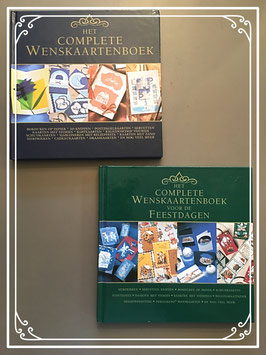 Nieuw: twee complete wenskaartenboeken
