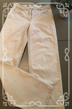 Leuke beige broek van Zerres maat 38