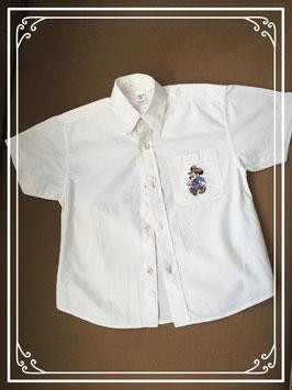Wit hemd van Disney - maat 110