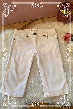 Witte broek van American Outfitters - Maat 122