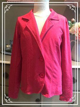 Fuchsia-roze jasje van Vintage Classic - maat 146-152