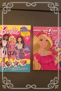 Barbie Stickerboek en Barbie Mode Doeboek