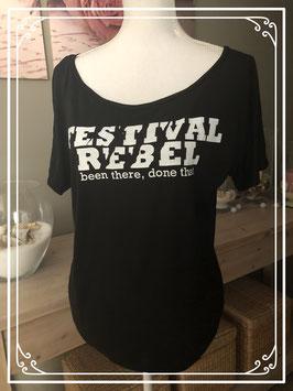 Zwart t-shirt van Dweezilsfriends - Maat M