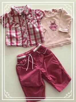 Bambino set kleding - Maat 62