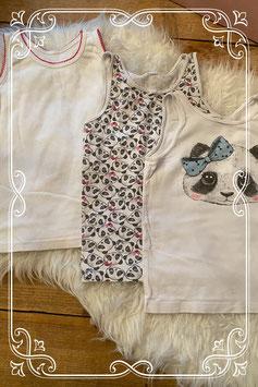 3 stuks hemden - Maat 122