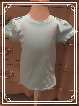 Lichtgroen T-shirtje - maat 80-86