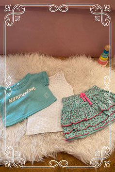 driedelig kleding set van prenatal - maat 80