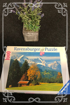 Ravensburger Puzzel landschap 1000 stukjes