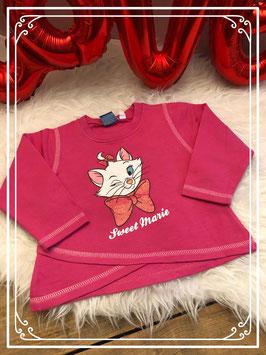 Roze lange mouwen trui van Disney - Maat 92