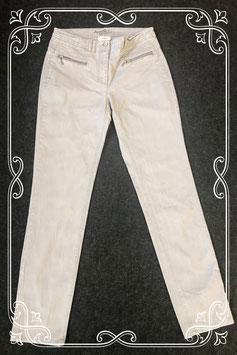 Stoere grijze broek van C&A maat 36