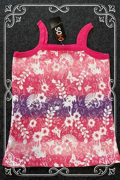 Nieuw! Roze met paars hemdje van SOHO maat 146