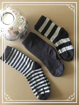 Zwarte sokken - Maat 30-31