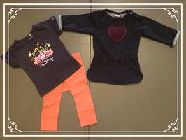 3-delig kledingsetje - maat 62