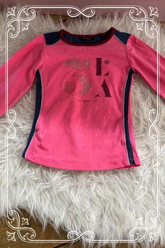 Neon roze t-shirt van Persival - Maat 98-104