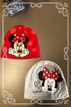 2 mutsjes van Minnie Mouse - voor 4-6 jaar