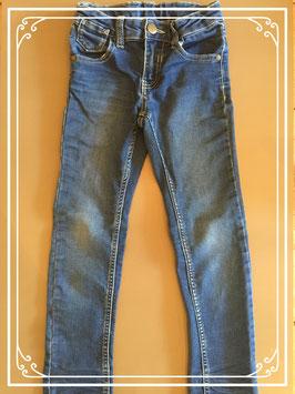 Jeans broek van de HEMA - maat 122