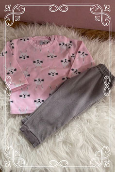 Super leuk 2-dellig pyjama setje - maatje 74