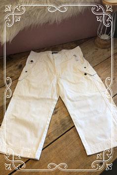 Witte broek van het merk Tumble n Dry - maat 140