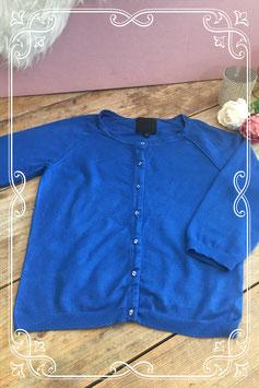 Blauw vestje van InWear - Maat XS