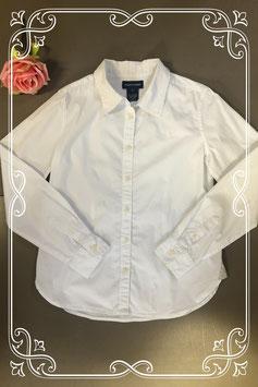 Mooie witte blouse van Ralph Lauren maat 140