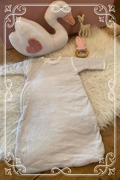 Witte slaapzak van de Prénatal - maat 60 - 60cm lang