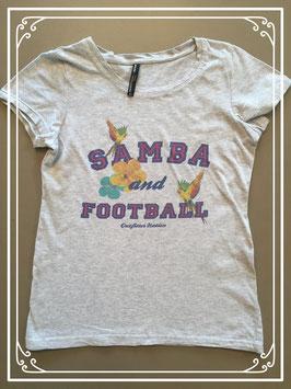 Grijs T-shirt van Outfitter Nation - maat 134