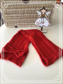 Rode sjaal van Redoute
