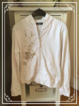 Witte sweater van Mexx - maat 134