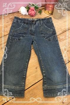 Kuit spijkerbroek van het merk D-Zine - maat 140