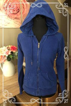 Basic vest coolcat in mooie blauwe kleur-maat L