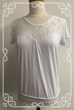 Nieuw! Leuk wit shirt van True Spirit maat L
