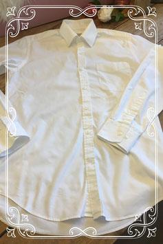 Wit overhemd van Arrow - Maat M
