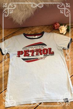 Lichtblauw shirt van Petrol - Maat 140