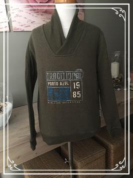 Oversized trui merk porto azul - maat 164-170