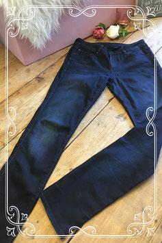Donkerblauwe spijkerbroek van G-star Raw - Maat W31 L32