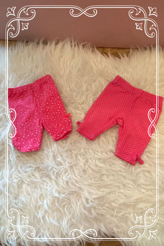 tweedelig legging set van newborn & grain de blé - maat 50/56