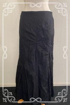 Mooie zwarte rok van Taifun Collection maat 38